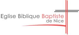Eglise Evangélique Baptiste de Nice, Côte d'azur – France Logo