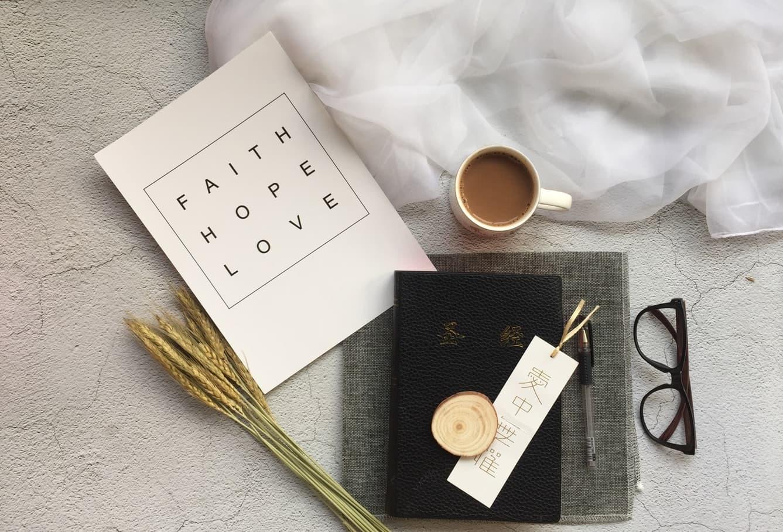 foi esperance amour bible épitre Paul Corinthiens