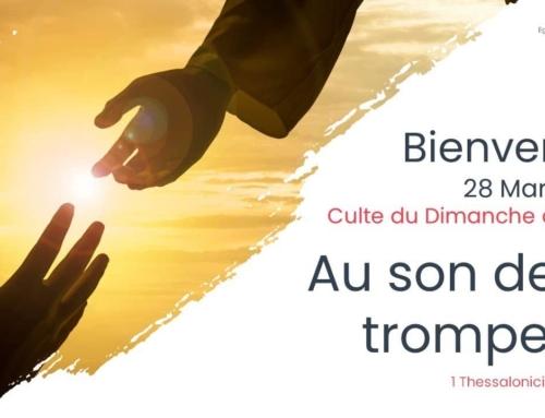 126. Au son de la trompette (1 Thessaloniciens 4:15-18)